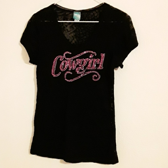 cowgirl hardware Tops - Cowgirl Hardware top